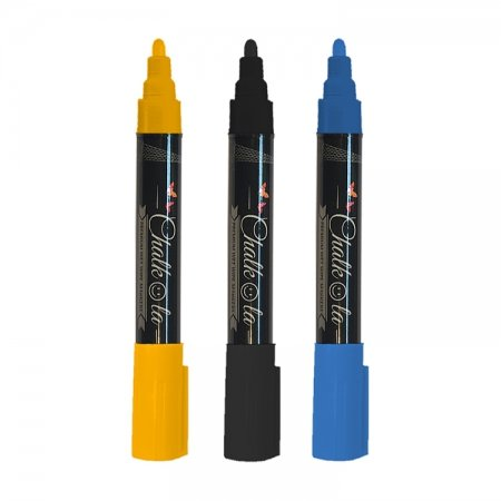 Cool krijtstift set 2-6 mm