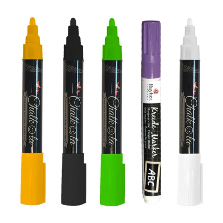 Halloween krijtstift set 2-6 mm