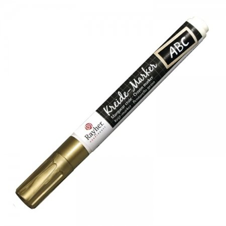 Goud krijtstift 2-6 mm